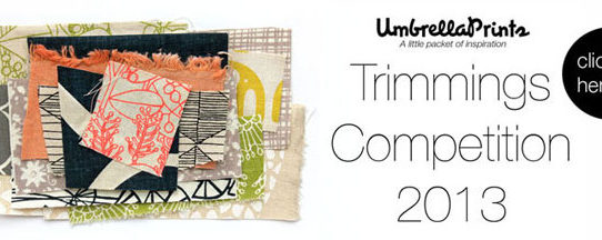 Umbrella Prints Timmings Competition 2013: One Hat, Two Looks