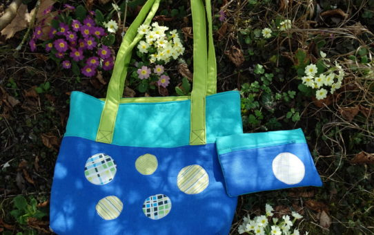 Mixing Geometry and Totes