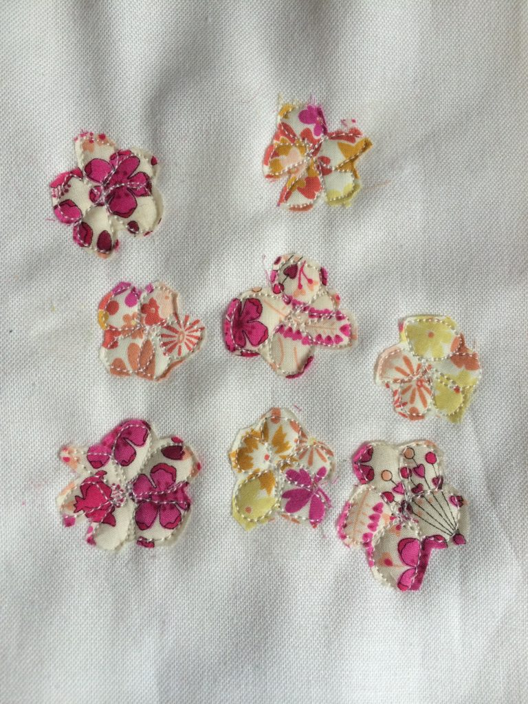 Stitched Floral Cards - A Tutorial | Mud, Pies and Pins