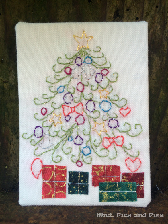 """Under the Tree"" Fabric ATC 