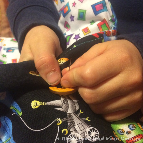 Sewing with children   Mud, Pies and Pins