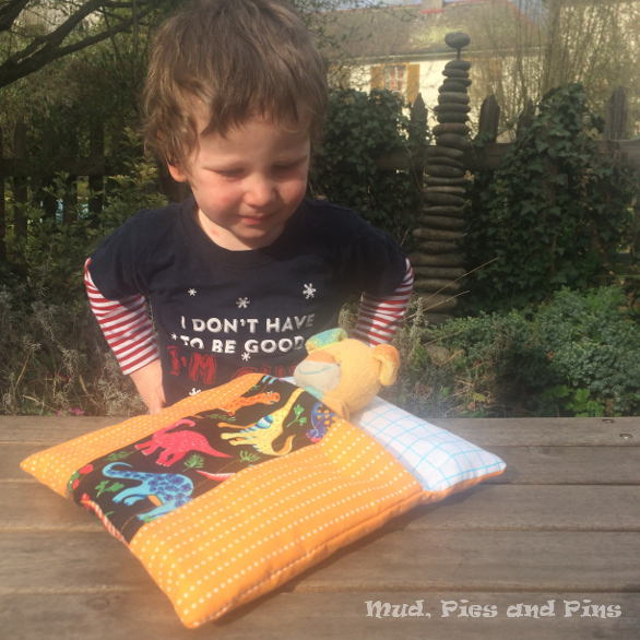 Toy sleeping bag/Sewing with Children | Mud, Pies and Pins