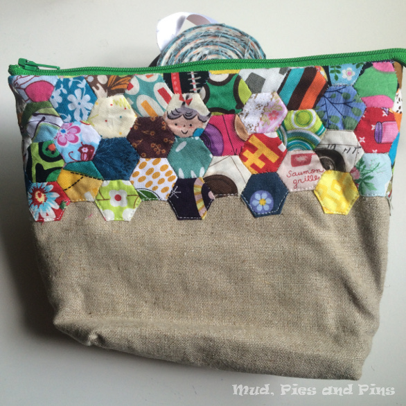 English Paper Piecing   Mud, Pies and Pins