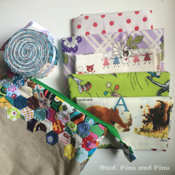 English Paper Piecing | Mud, Pies and Pins