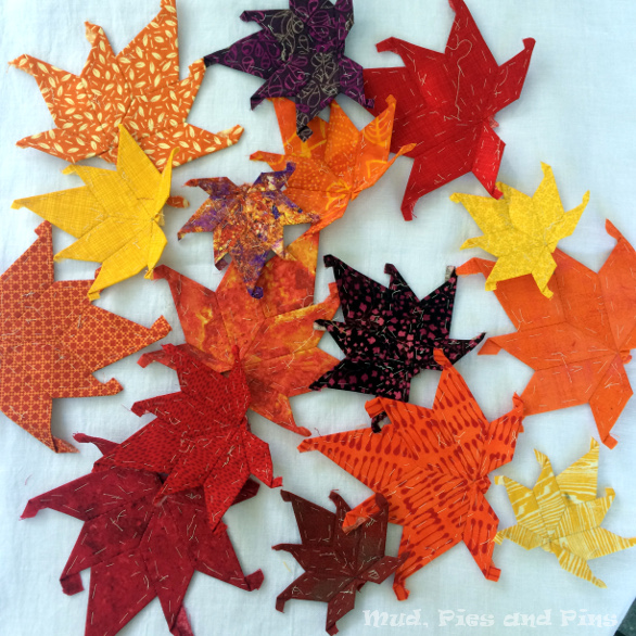EPP mapleleaves   Mud, Pies and Pins