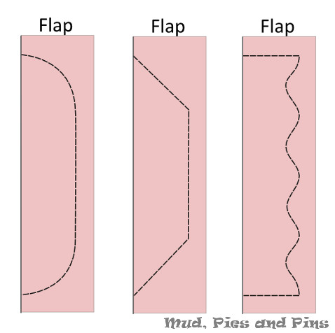 Flap design