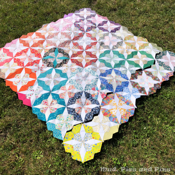 Seoda Quilt | Mud, Pies and Pins