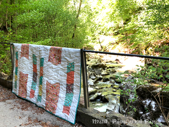 Take to the Skies Quilt | Mud, Pies and Pins