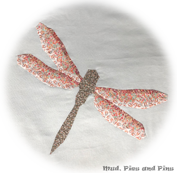 EPP Dragonfly Designs | Mud, Pies and Pins