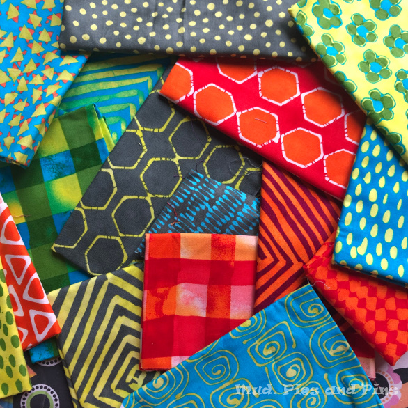 Malka Dubrawsky fabrics | Mud, Pies and Pins