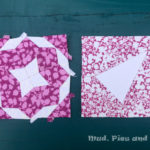 Countdown Quilt Blocks 9 & 10   Mud, Pies and Pins