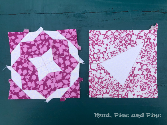 Countdown Quilt Blocks 9 & 10 | Mud, Pies and Pins