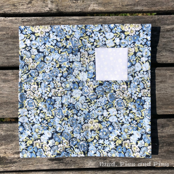 Countdown Quilt Block 15 | Mud, Pies and Pins