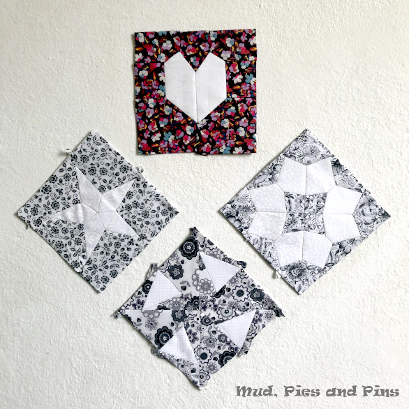 Countdown Quilt Blocks | Mud, Pies and Pins