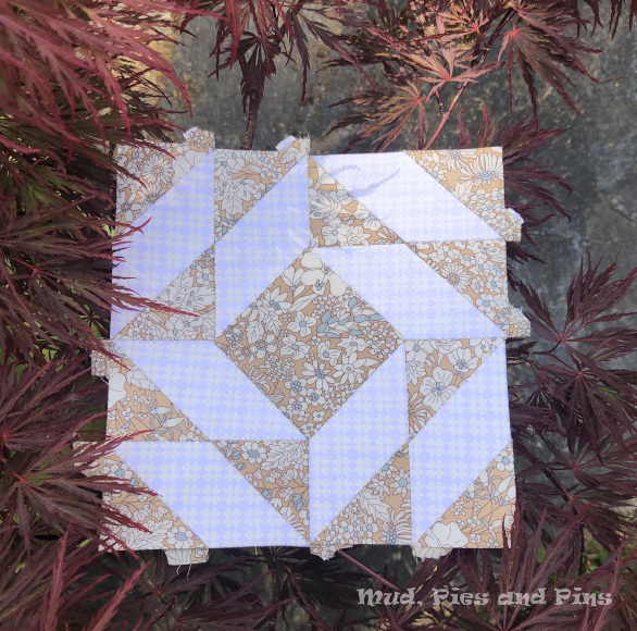 The Countdown Quilt Block 91 | Mud, Pies and Pins