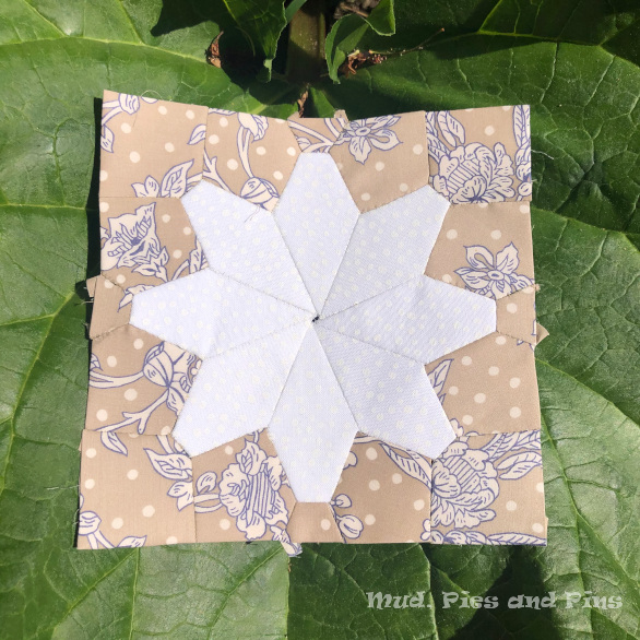 The Countdown Quilt Block 92 | Mud, Pies and Pins